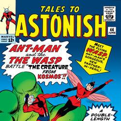 Tales to Astonish Vol 1 44