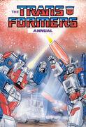 Transformers Annual Vol 1 1987