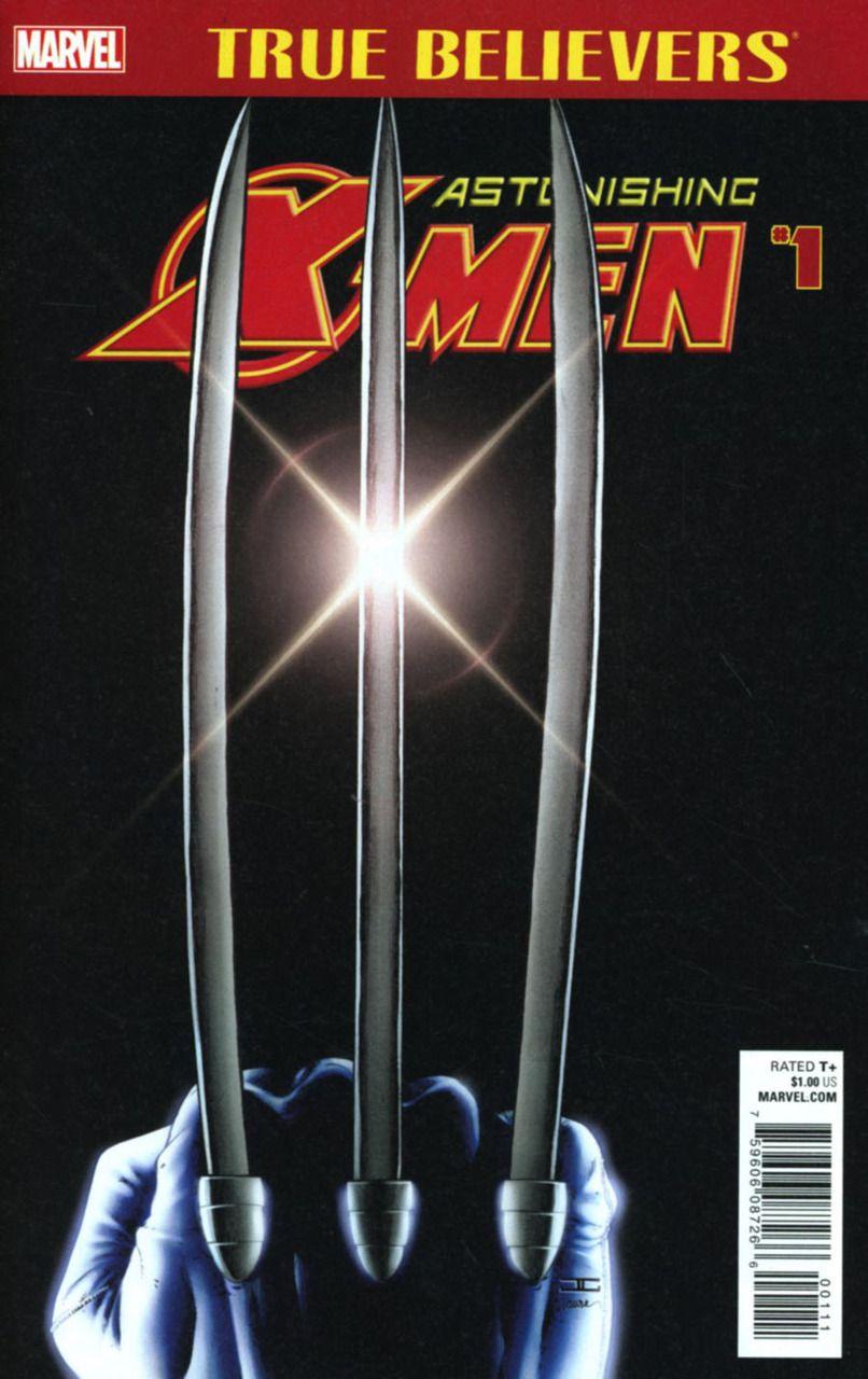 True Believers: Astonishing X-Men Vol 1 1