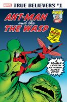 True Believers Kirby 100th - Ant-Man and the Wasp Vol 1 1