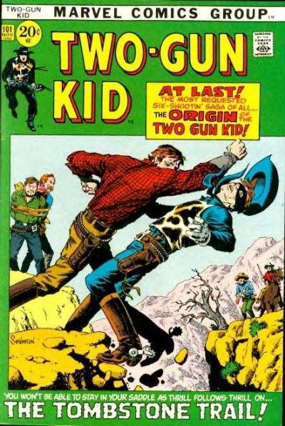 Two-Gun Kid Vol 1 101
