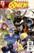 Uncanny X-Men First Class Vol 1 4