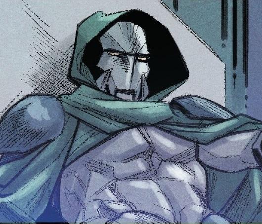 Victor von Doom (Earth-65)