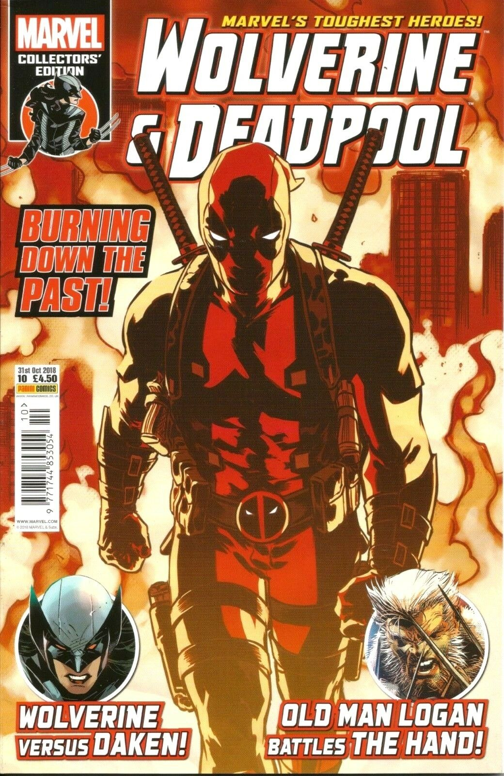 Wolverine and Deadpool Vol 5 10