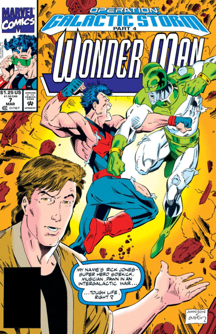 Wonder Man Vol 2 7