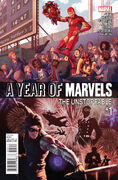 Year of Marvels The Unstoppable Vol 1 1