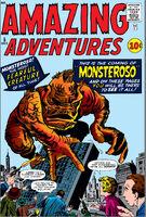 Amazing Adventures Vol 1 5