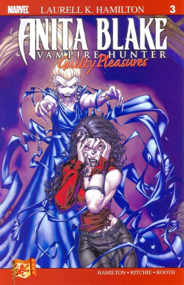 Anita Blake: Vampire Hunter - Guilty Pleasures Vol 1 3
