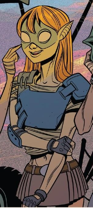 Annie (Inhuman) (Earth-616)
