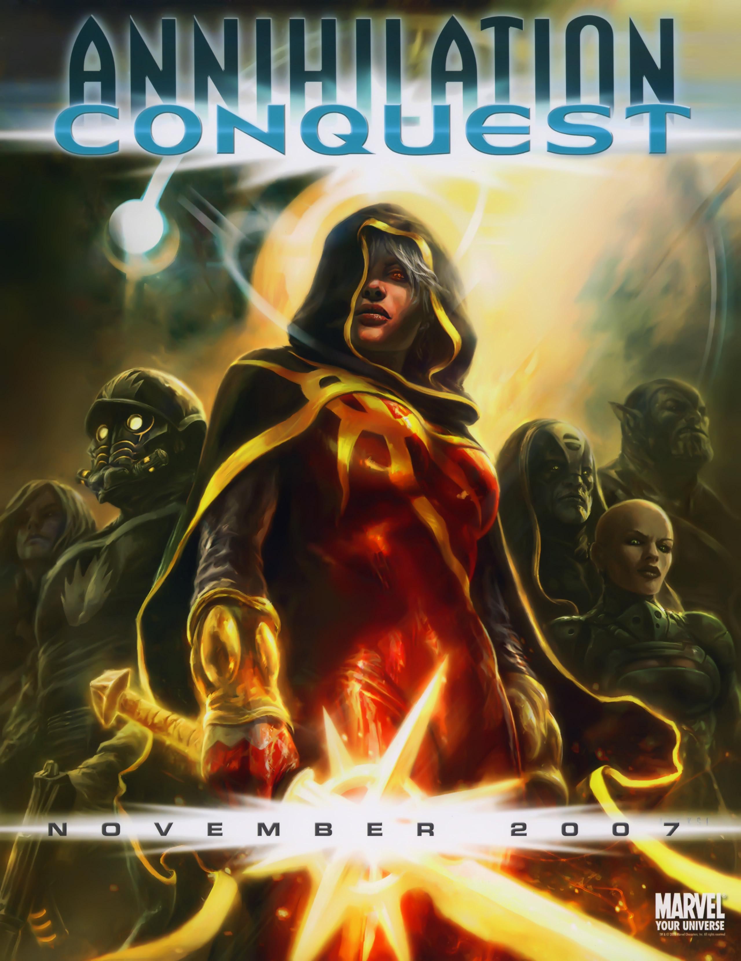 Annihilation: Conquest