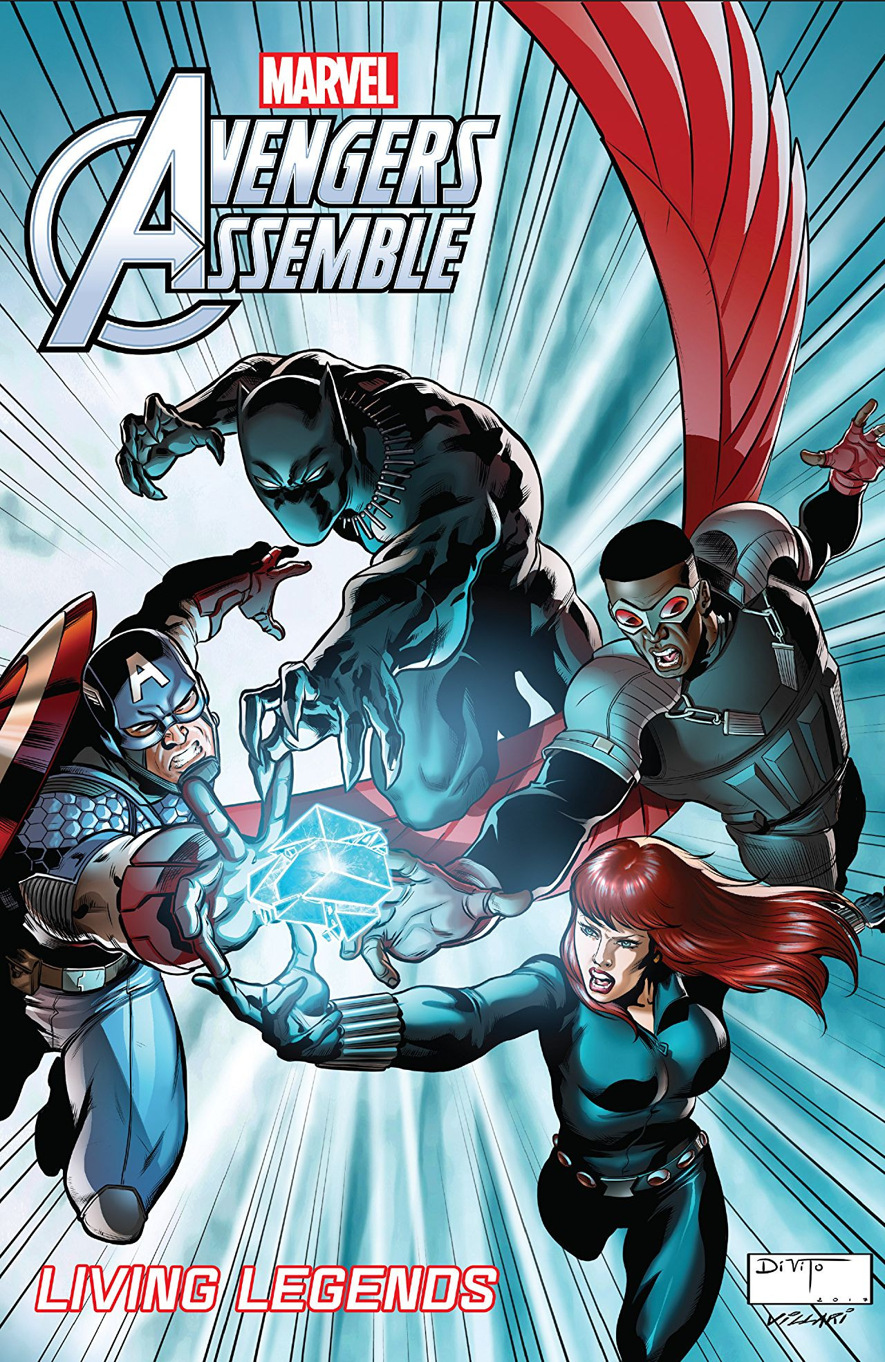 Avengers Assemble: Living Legends TPB Vol 1