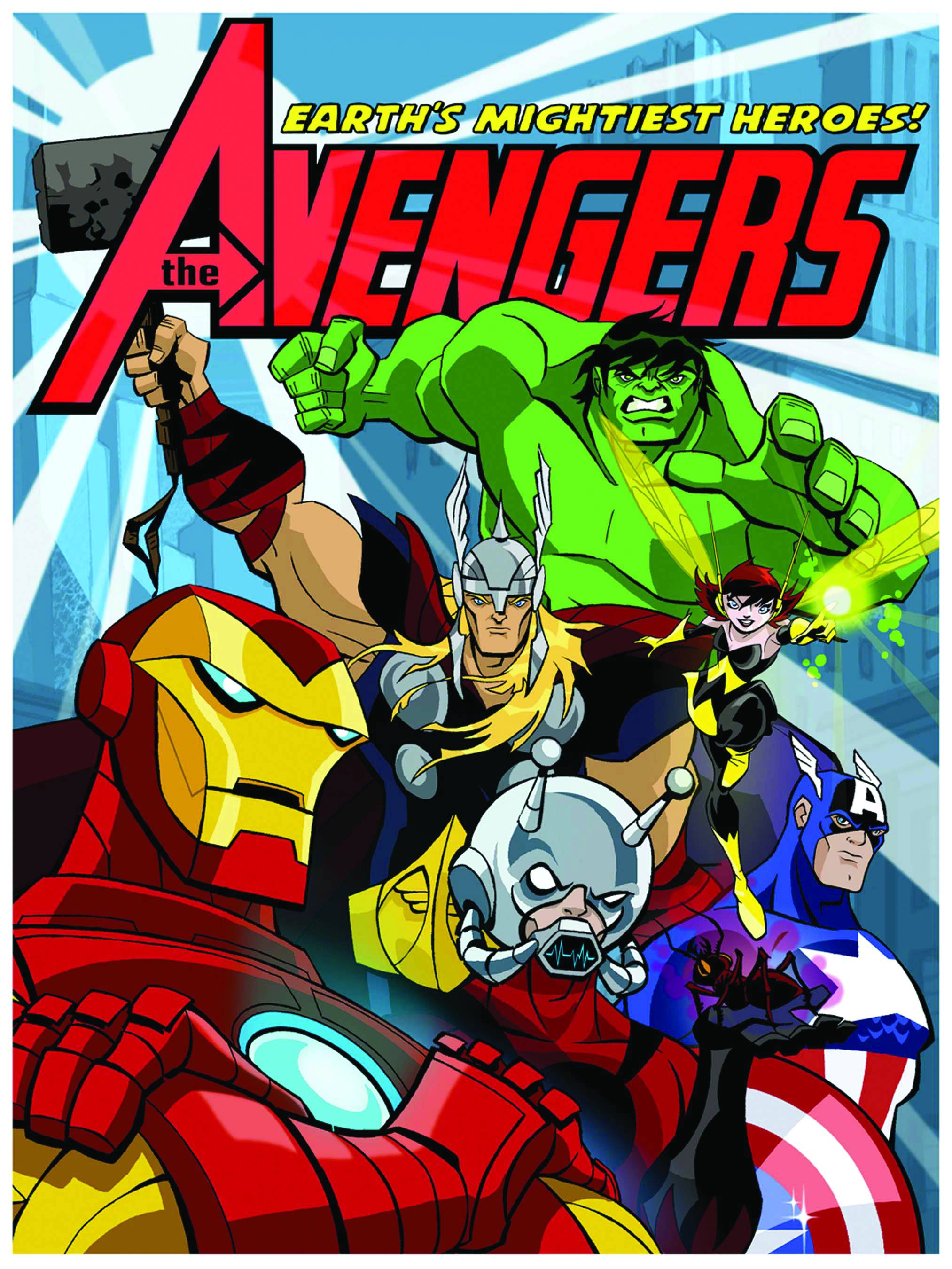 Avengers: Earth's Mightiest Heroes (Animated Series)
