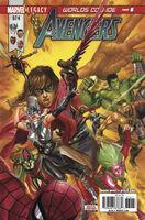 Avengers Vol 1 674