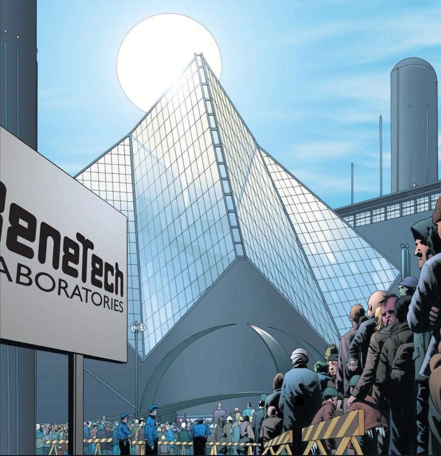 BeneTech Laboratories/Gallery