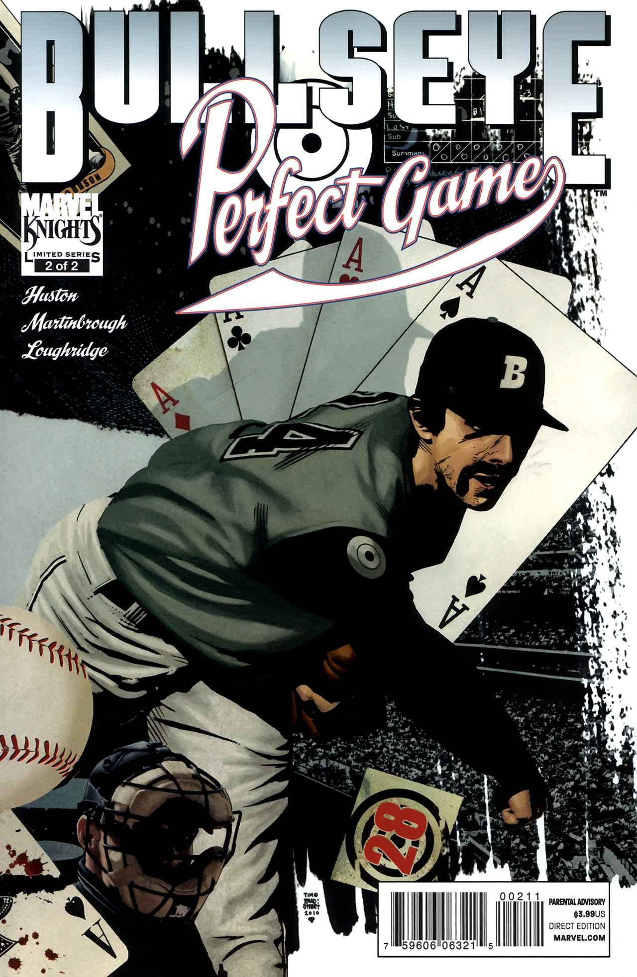 Bullseye: Perfect Game Vol 1 2