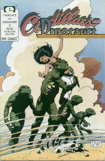 Cadillacs and Dinosaurs Vol 1 3