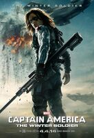 Captain America The Winter Soldier poster 009