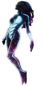Carina Tivan (Earth-616)