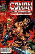 Conan the Barbarian River of Blood Vol 1 2