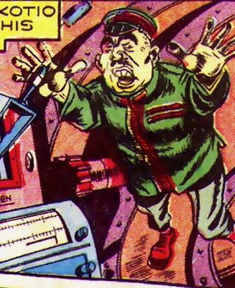 Doctor Yokotio (Earth-616)