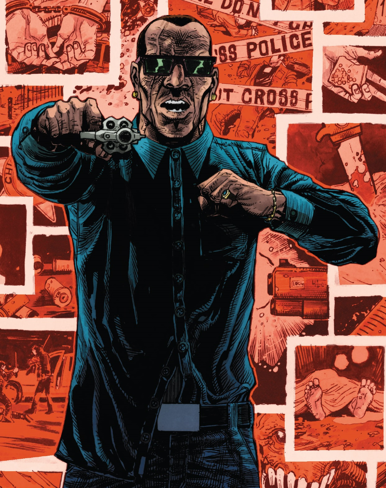 Dray (Gangster) (Earth-616)