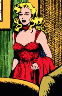 Elsa Ames (Earth-616)