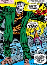 Frankenstein's Monster (Robot) (Earth-616)