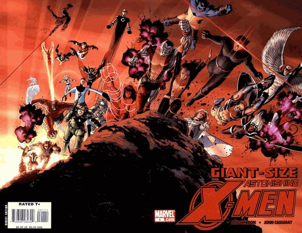 Giant-Size Astonishing X-Men Vol 1 1