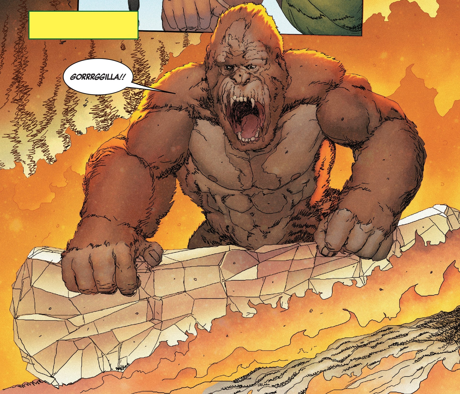 Gorgilla Alpha (Earth-616) from Avengers Vol 8 13 001.png