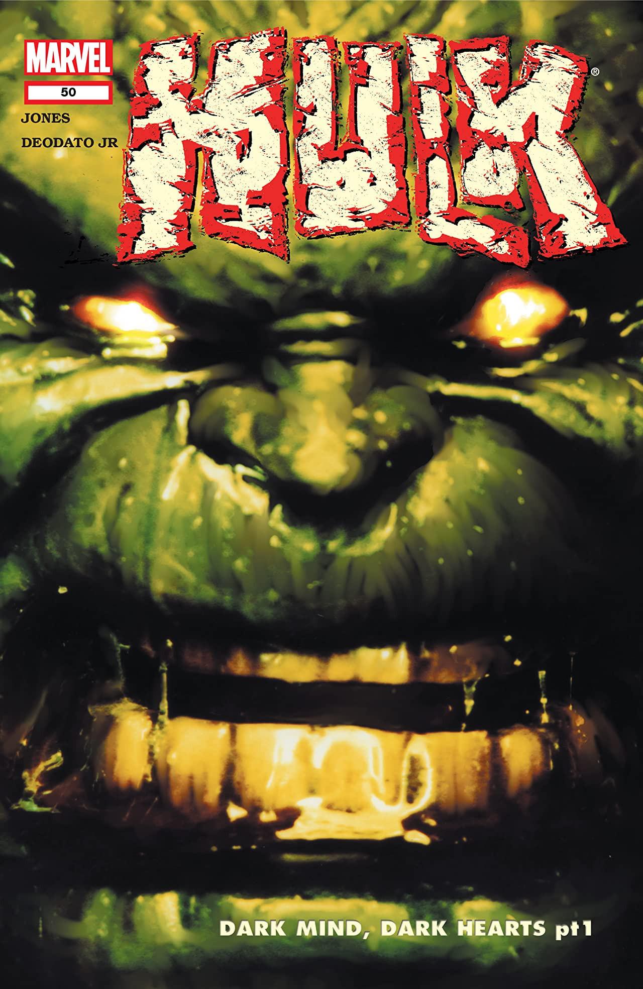 Incredible Hulk Vol 2 50