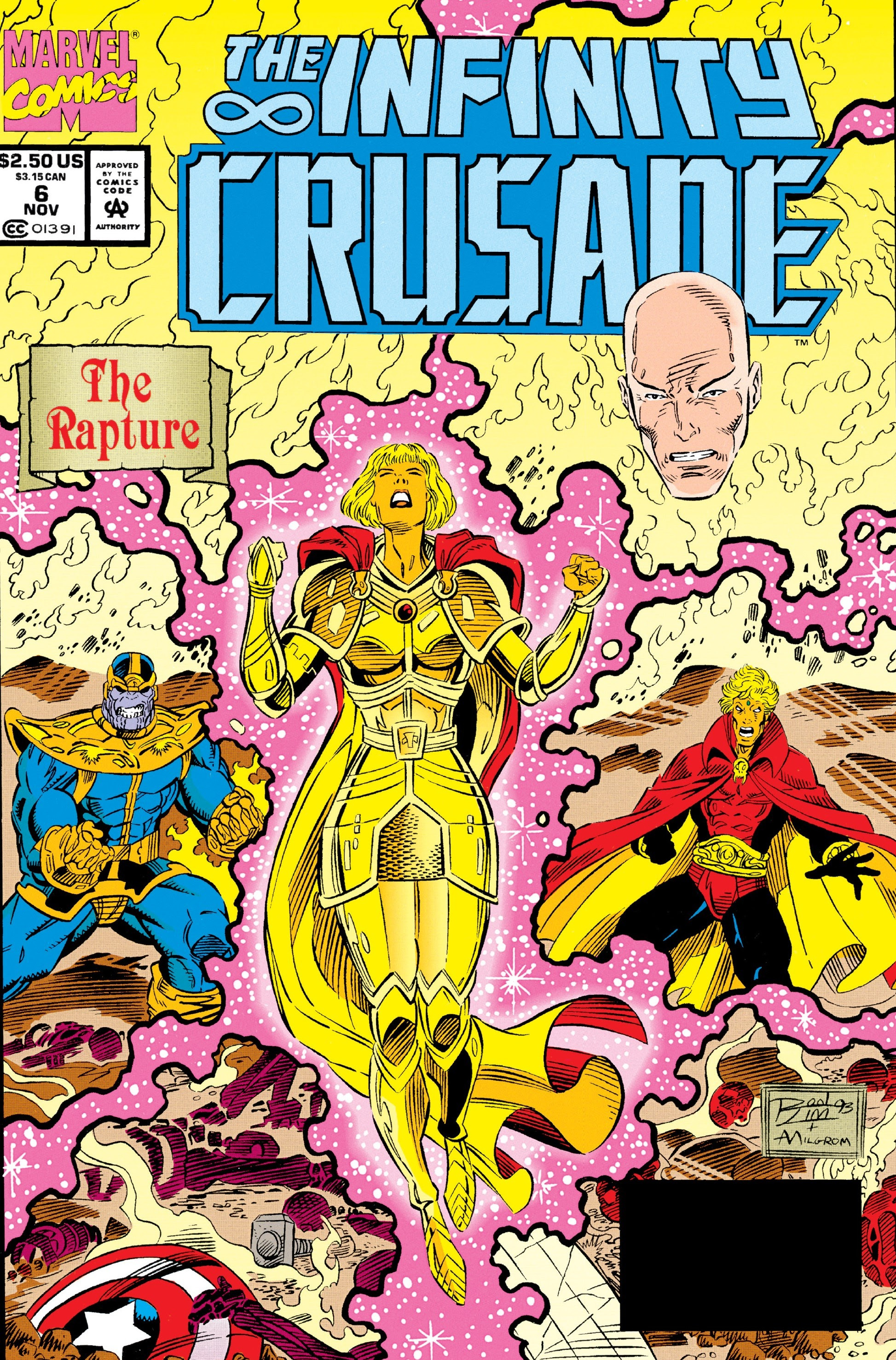 Infinity Crusade Vol 1 6