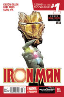Iron Man Vol 5 23.NOW