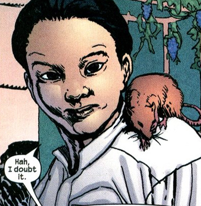 Jackie Singapore (Earth-616)