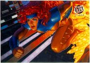 Jean Grey (Earth-616) from 1994 Ultra X-Men (Trading Cards) 0002