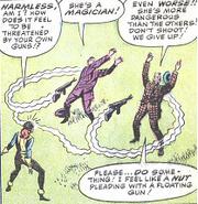 Jean Grey (Earth-616) from X-Men Vol 1 2 0001
