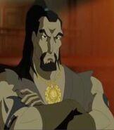Karl Mordo (Earth-2772) from Doctor Strange The Sorcerer Supreme 001