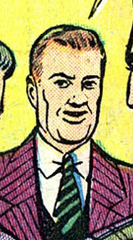 Lawrence Carter (Earth-616)