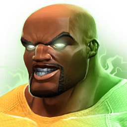 Luke Cage (Electro) (Earth-TRN517)