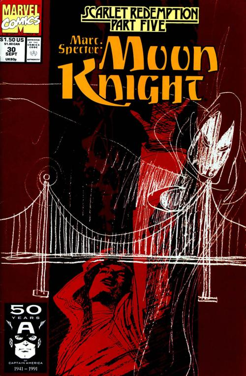 Marc Spector: Moon Knight Vol 1 30