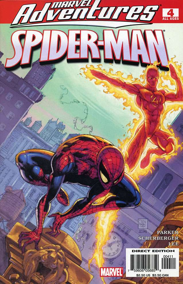Marvel Adventures: Spider-Man Vol 1 4