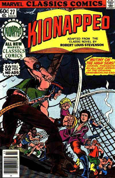 Marvel Classics Comics Series Featuring Kidnapped Vol 1 1