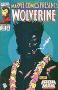 Marvel Comics Presents Vol 1 132
