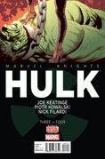 Marvel Knights Hulk Vol 1 3