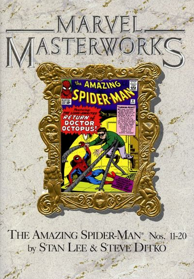 Marvel Masterworks: Amazing Spider-Man Vol 1 2