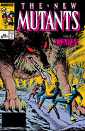 New Mutants Vol 1 82