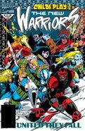 New Warriors Vol 1 46