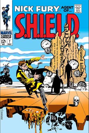 Nick Fury, Agent of SHIELD Vol 1 7.jpg