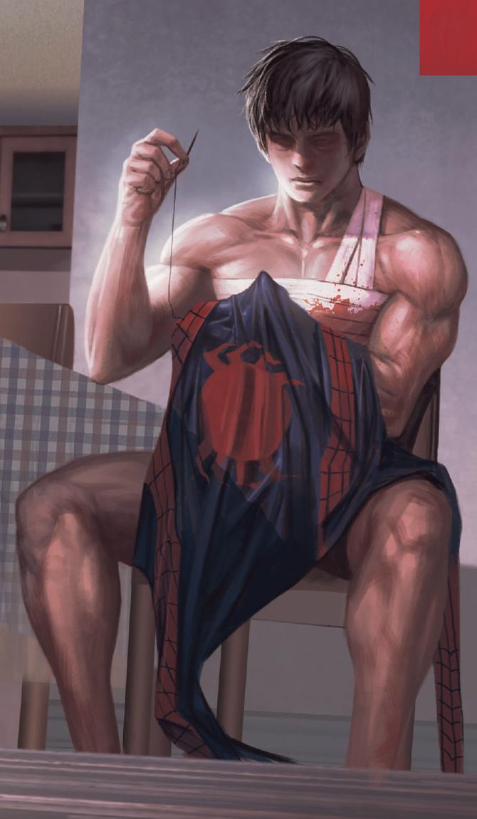 Peter Parker (Earth-TRN421)