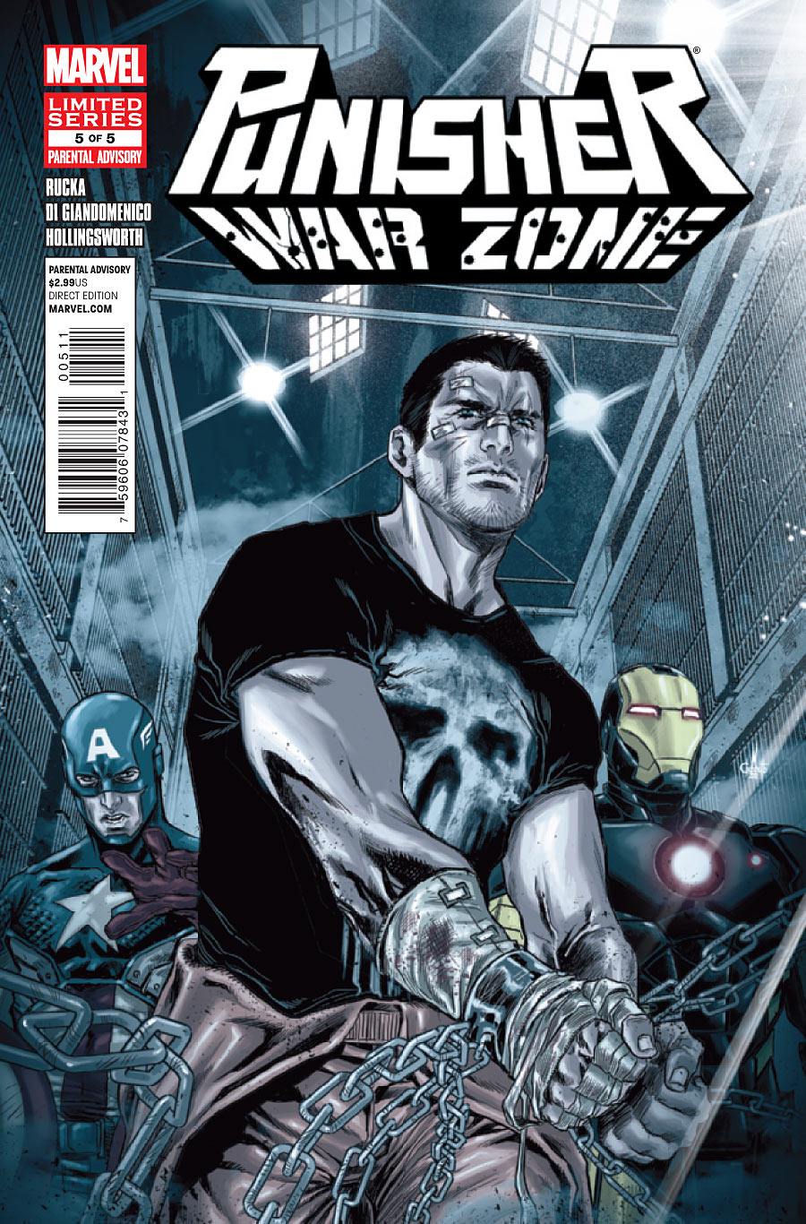 Punisher: War Zone Vol 3 5