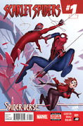 Scarlet Spiders Vol 1 1